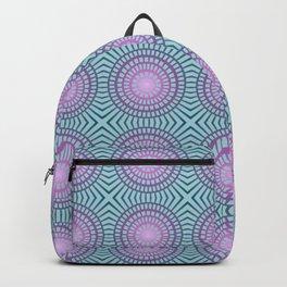Candy illusion mandala Backpack