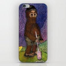 Croquet iPhone & iPod Skin