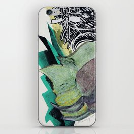 Tropic Tingles iPhone Skin
