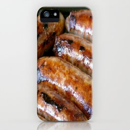 Sausages iPhone Case