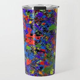 Abstract #738 Travel Mug
