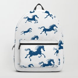 horses in a dream Backpack