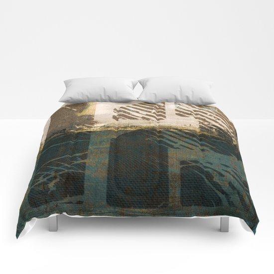 Fibonacci 1-2 Comforters