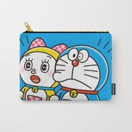 Doraemon with Dorami Carry-All Pouch