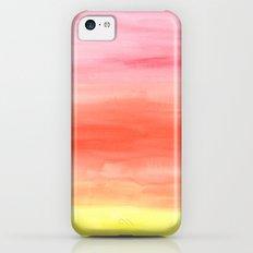 SUNSET Slim Case iPhone 5c