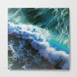OCEAN WAVE 310 Metal Print