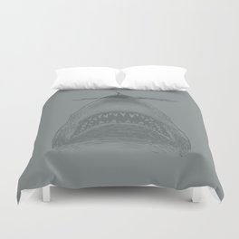 NICE TO EAT YOU Duvet Cover