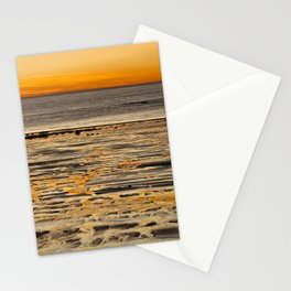 Golden Sunset in Australia Stationery Cards