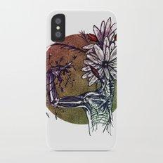 Bouquet de Nerfs Slim Case iPhone X