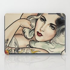 Elizabeth Taylor  iPad Case