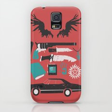 Supernatural Galaxy S5 Slim Case