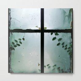 The Window of Salvation Metal Print