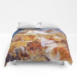 Citrine Light Comforters