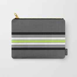 Agender Flag Carry-All Pouch