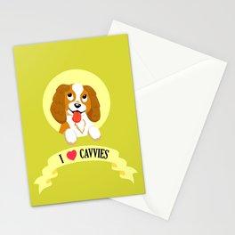 I Heart Cavvies Stationery Cards