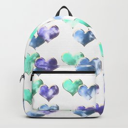 Heart in the Clouds Backpack