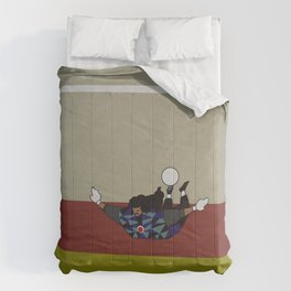Renè Higuita Comforters
