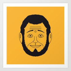 Philip Art Print