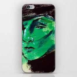 No Good Deed iPhone Skin