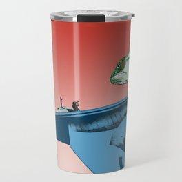 Deserted possibility Travel Mug