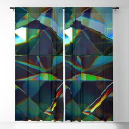 Refracted Blackout Curtain