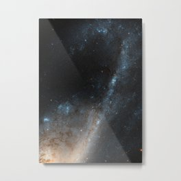 Starburst Galaxy NGC 4536 Metal Print
