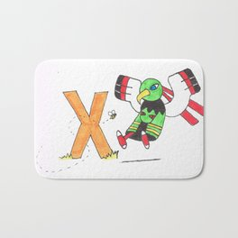 X if for Xatu Bath Mat
