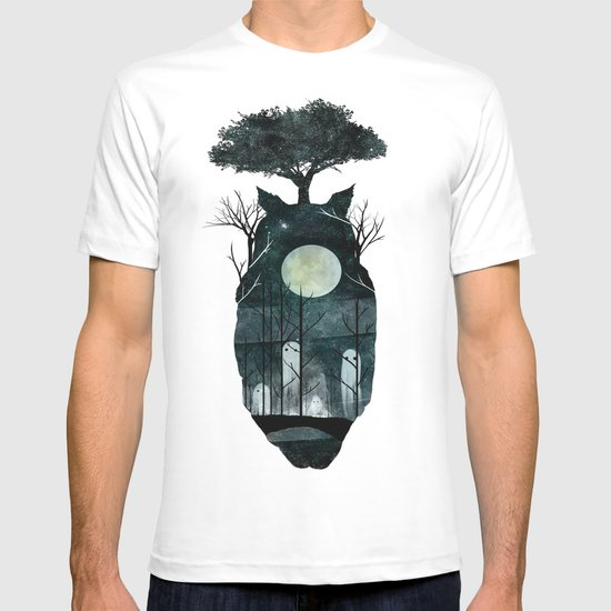 March of the Forest Spirits T-shirt