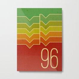 Nineteen ninety six Metal Print
