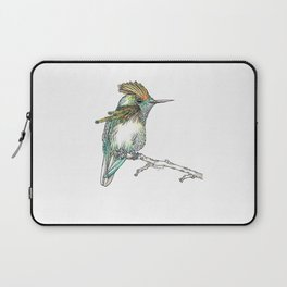 The Tufted Coquette Laptop Sleeve