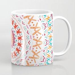FESTIVAL SUMMER MANDALA SUNSHINE Coffee Mug