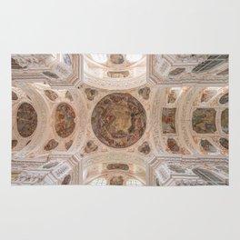 Waldsassen Basilica Ceiling (Crossing) Rug
