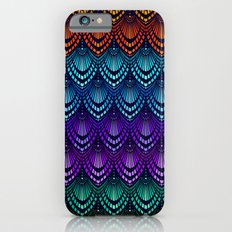 Variations on a Feather I - Deco Style Slim Case iPhone 6s