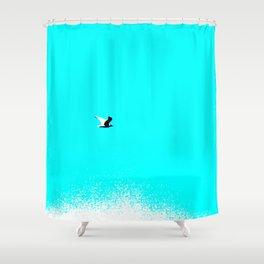 Seagull Shower Curtain