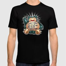 Big Papa! 2X-LARGE Black Mens Fitted Tee