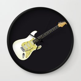 Solid Electric Wall Clock