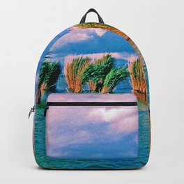 Through the reeds Backpack