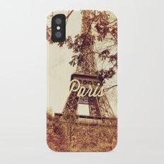 Paris Slim Case iPhone X