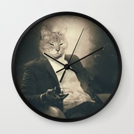 The Boss Wall Clock