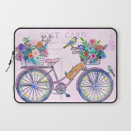 Postcard From Paris Laptop Sleeve