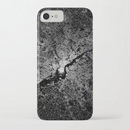 philadelphia map iPhone Case