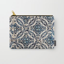 Azulejos - Portuguese painted tiles II Carry-All Pouch
