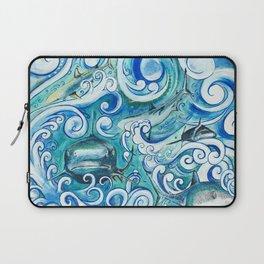 Shark wave Laptop Sleeve