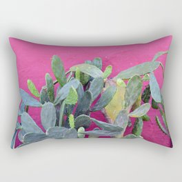 cactus i. colombia. Rectangular Pillow