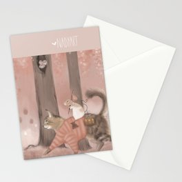 Marty and Oliver's Big Adventure Stationery Cards