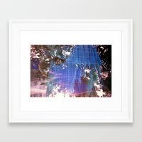 fringe Framed Art Prints featuring Fringe by Vagabond Mythology