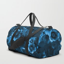 Moody Florals Duffle Bag