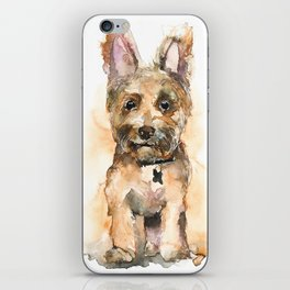 DOG#19 iPhone Skin