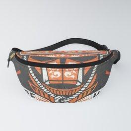 Samurai Warrior Mask, Bushido Fanny Pack