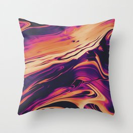 LONG WAY BACK Throw Pillow